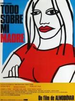 фильм Все о моей матери Todo Sobre Mi Madre 1999