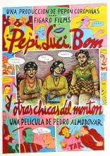 фильм Пепи, Люси, Бом и остальные девушки Pepi, Luci, Bom y otras chicas del montón 1980