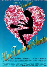 фильм Цветок моей тайны Flor de mi secreto, La 1995