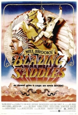 фильм Сверкающие седла Blazing Saddles 1974