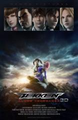 фильм Теккен: Кровная месть* Tekken: Blood Vengeance 2011