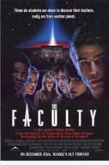 фильм Факультет Faculty, The 1998