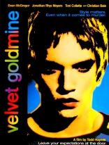 фильм Бархатная золотая жила Velvet Goldmine 1998