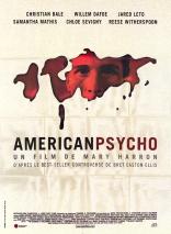 Американский психопат плакаты