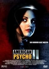 Американский психопат 2: Стопроцентная американка плакаты