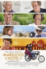 Отель Мэриголд: Лучший из экзотических плакаты