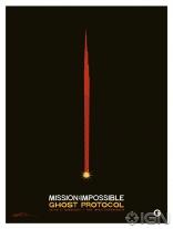 Миссия Невыполнима: Протокол Фантом плакаты