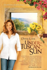 Под солнцем Тосканы плакаты