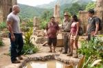 Путешествие 2: Таинственный остров кадры