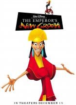 Похождения императора плакаты