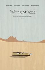 Воспитание Аризоны плакаты