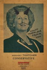 Железная леди плакаты