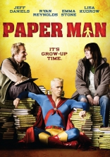 Бумажный человек* плакаты