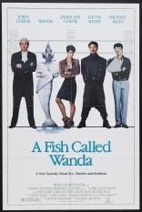 Рыбка по имени Ванда плакаты