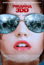 Пираньи 3DD плакаты