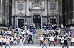 Уличные танцы 2 кадры