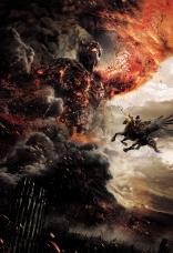 Гнев титанов плакаты
