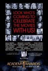 Оскар 2012 плакаты