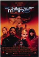 Призраки Марса плакаты