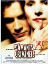 Криминальные любовники плакаты