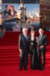 Премьера фильма «Титаник 3D» в Лондоне 2012 кадры