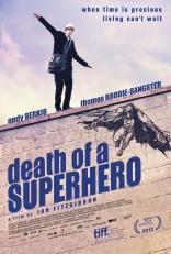 Смерть супергероя плакаты
