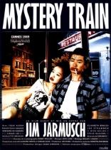 Таинственный поезд плакаты