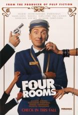 Четыре комнаты плакаты