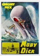 Моби Дик плакаты
