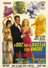 Из России с любовью плакаты