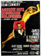 Голдфингер плакаты