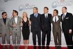 фотография №119629 с события Премьера фильма «Мстители»