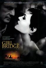 Девушка на мосту плакаты