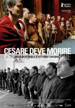 Цезарь должен умереть плакаты