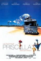Приключения Присциллы, королевы пустыни плакаты
