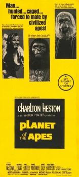 Планета обезьян плакаты