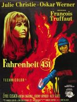 451 градус по Фаренгейту плакаты