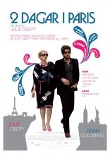 Два дня в Париже плакаты