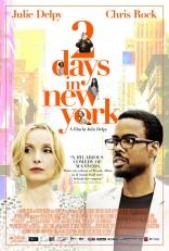 2 дня в Нью-Йорке плакаты