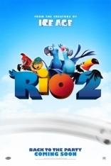 Рио 2 плакаты