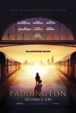Приключения Паддингтона плакаты