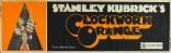 Заводной апельсин плакаты
