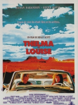 Тельма и Луиза плакаты