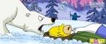 кадр №12572 из фильма Симпсоны в кино