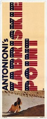 Забриски Пойнт плакаты