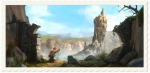 Джастин и рыцари доблести кадры