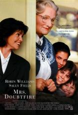 Миссис Даутфайр плакаты