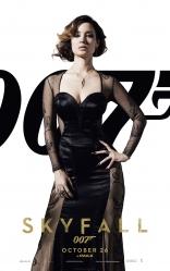 007 Координаты Скайфолл плакаты