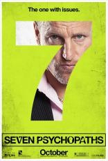 Семь психопатов плакаты
