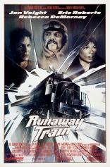 Поезд-беглец плакаты